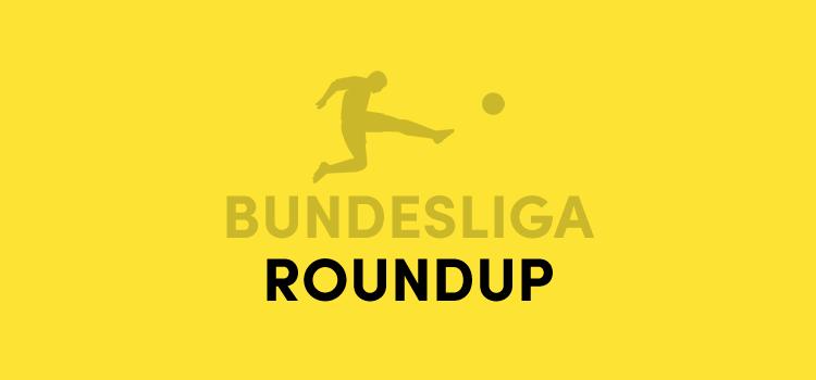 Bundesliga Roundup