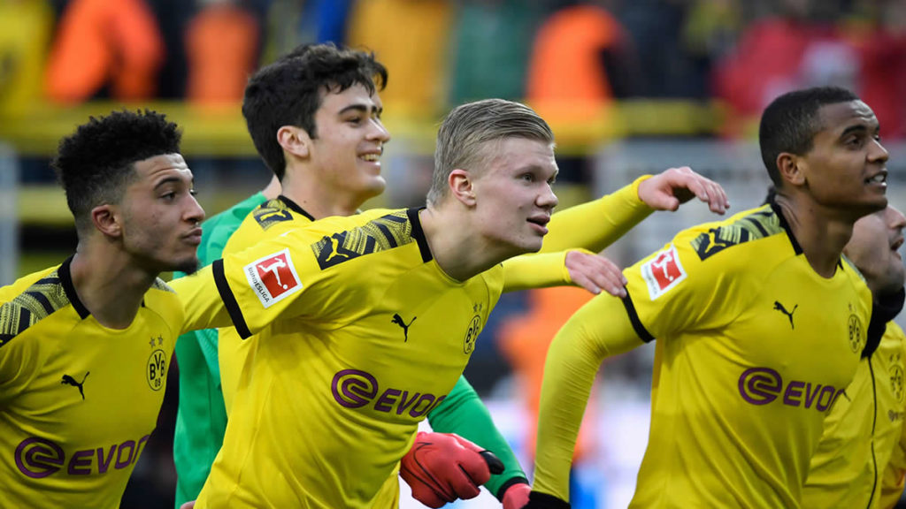 Young Players That Dortmund Should Retain In The Transfer Window